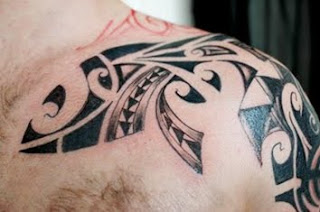 The Art of Tribal Shoulder Tattoo Designs