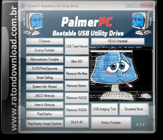 2011 raton programa ideal para tcnicos em informtica reheart Images