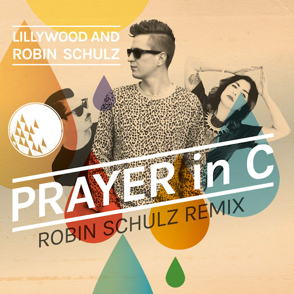 Robin Schulz & LILLYWOOD - Prayer In C - Single Cover