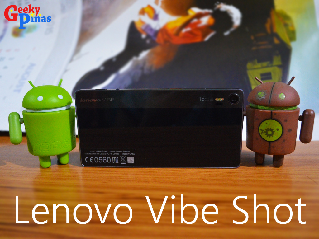 Lenovo Vibe Shot Review