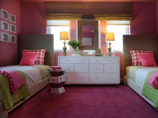 Let 39 s just think about it cutest bedroom for children for Bedroom ideas 2 beds