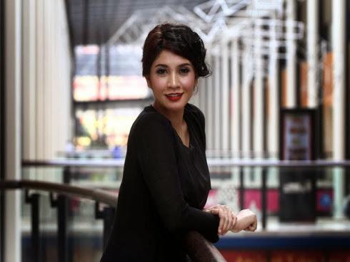 Izreen Dicabar Rosyam Nor turun berat badan