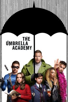 The Umbrella Academy 1ª Temporada Torrent - WEB-DL 720p/1080p Dual Áudio