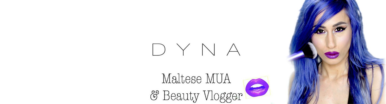 * Makeup by Dyna - Maltese Makeup Artist, Beauty Blogger and Beauty Guru.