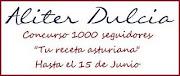 """Concurso """"Tu receta asturiana"""""""