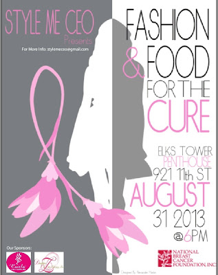 Fashion & Food for the Cure