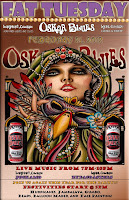 Oskar Blues Fat Tuesday 2012