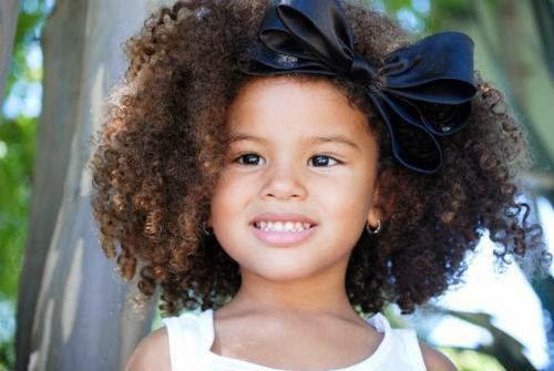 Fotos de crianças negras