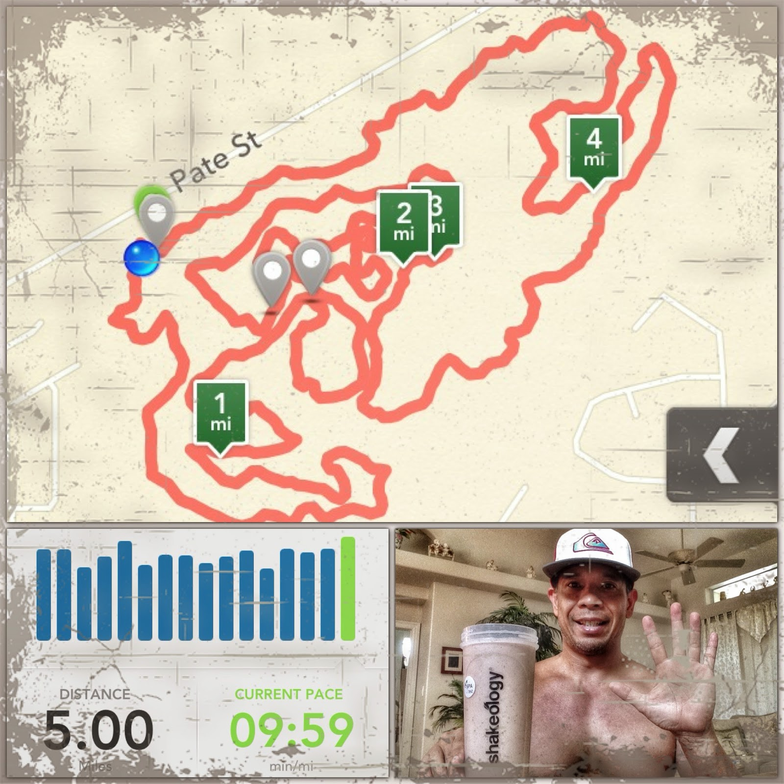 Hot Trail Running Tips - Pensacola, Fl