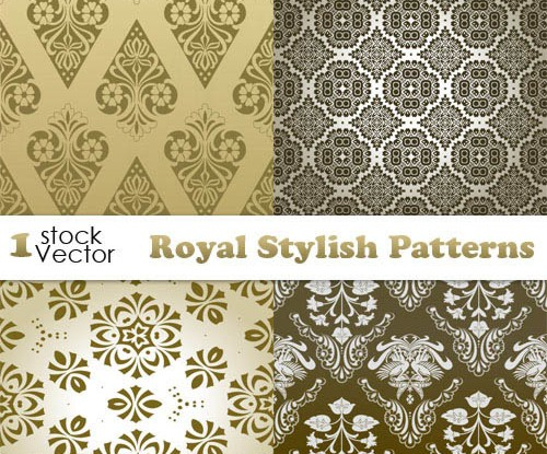 royal+pattern+floral Royal Pattern Vector