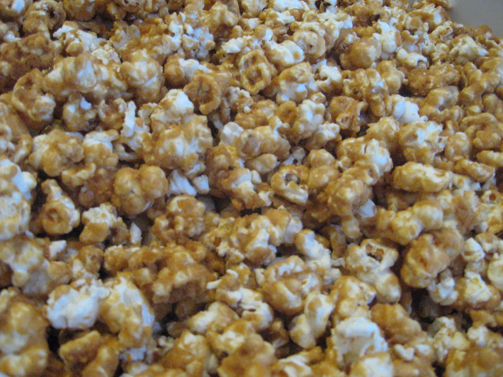 Caramel Corn-Take 2: Holiday Recipe Exchange: Week 14 (Holiday ...
