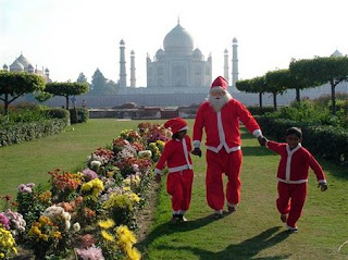 Indian Santa gift wheat market prices decline