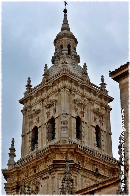 Torre de la Catedral de Burgo de Osma