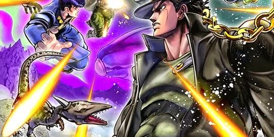 JoJo's Bizarre Adventure : Eyes of Heaven, CyberConnect2, Bandai Namco, Actu Jeux Vidéo, Jeux Vidéo, Playstation 3, Playstation 4, Hirohiko Araki,