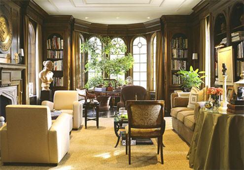 Sherlock holmes victorian interior design style for Victorian living room design