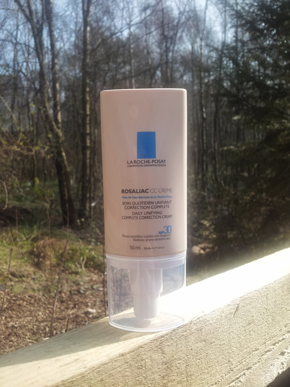 La roche posay rosaliac CC cream review