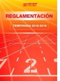 REGLAMENTO NACIONAL 2018-19