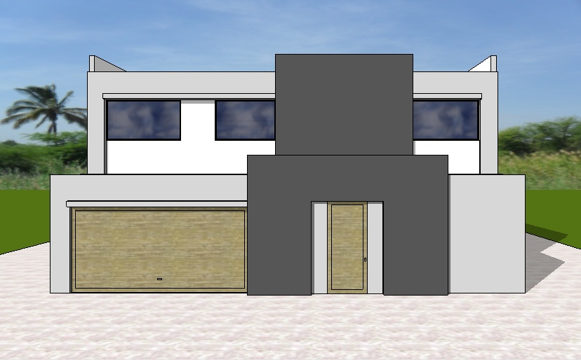 Fachadas y casas grandes dise os para fachadas de casas - Disenos para casas modernas ...