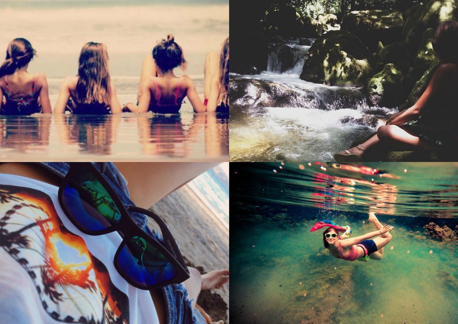 Inspiração para tirar fotos no verão #4