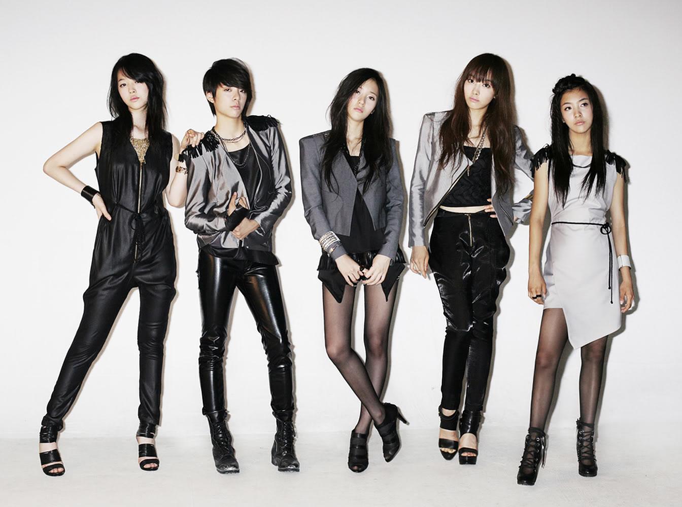 Fx group korean
