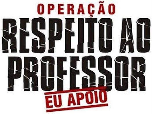 Respeite o Professor