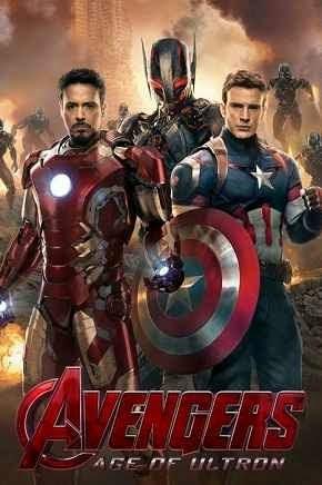 فيلم الاكشن Avengers: Age of Ultron 2015 اون لاين مباشر