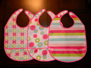 Bib Set for Girls