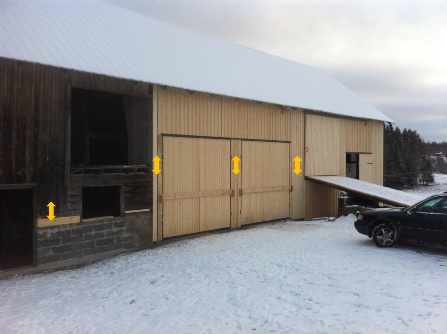 Villa Nystuga - Vårt lågenergihus på landet: Fasadbelysning : fasadbelysning : Inredning