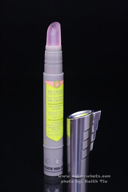 Benefit Air Patrol BB Cream Eyelid Primer Review