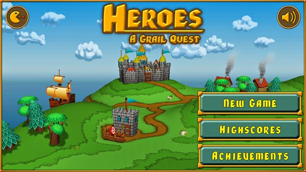 Heroes A Grail Quest en tus dispositivos móviles