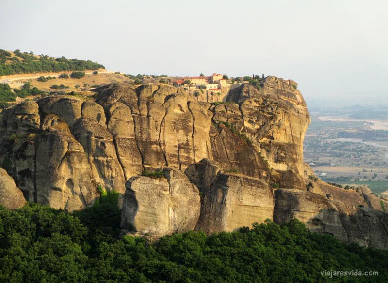 Viajaresvida - Monasterio Stefanos