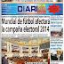 El Diario del Cusco 12 Junio 2014