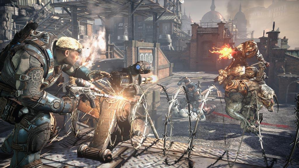 Gears Of War Judgment Beta