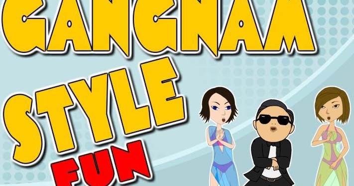 play gangnam style