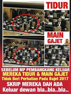 PAS Juga Tak Setuju Tindakan Keluar Dewan #Bajet2017