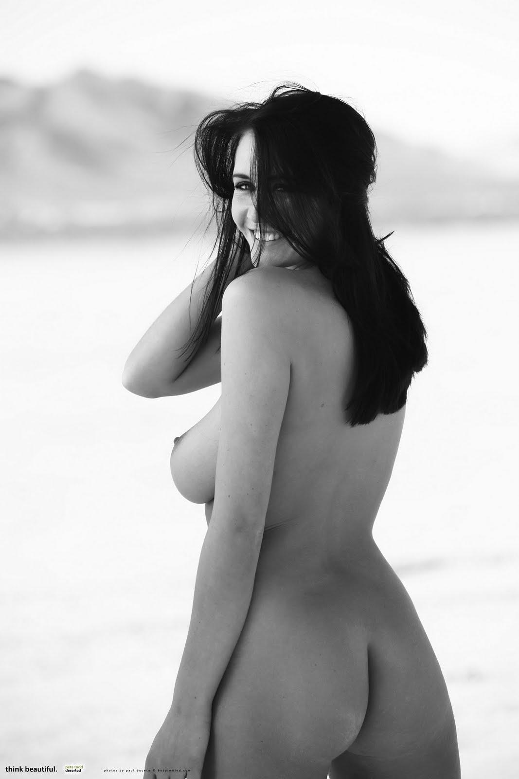 Peta Todd Nude Photoshoot