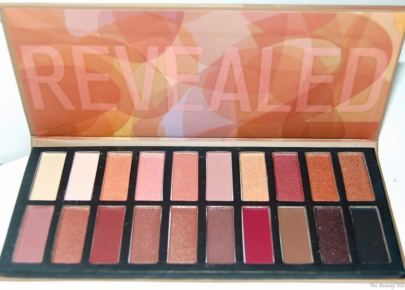 Coastal Scents Revealed 2 Palette