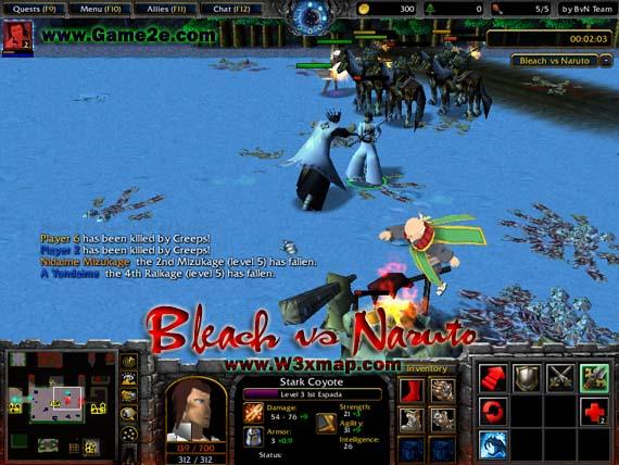 Download Map Warcraft 3 Frozen Throne One Piece