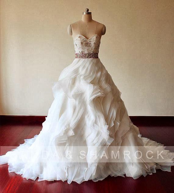Airuisha Wedding Dress 689