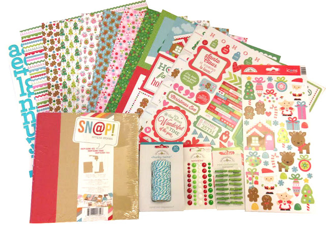 All Scrapbook Steals The Blog Contest