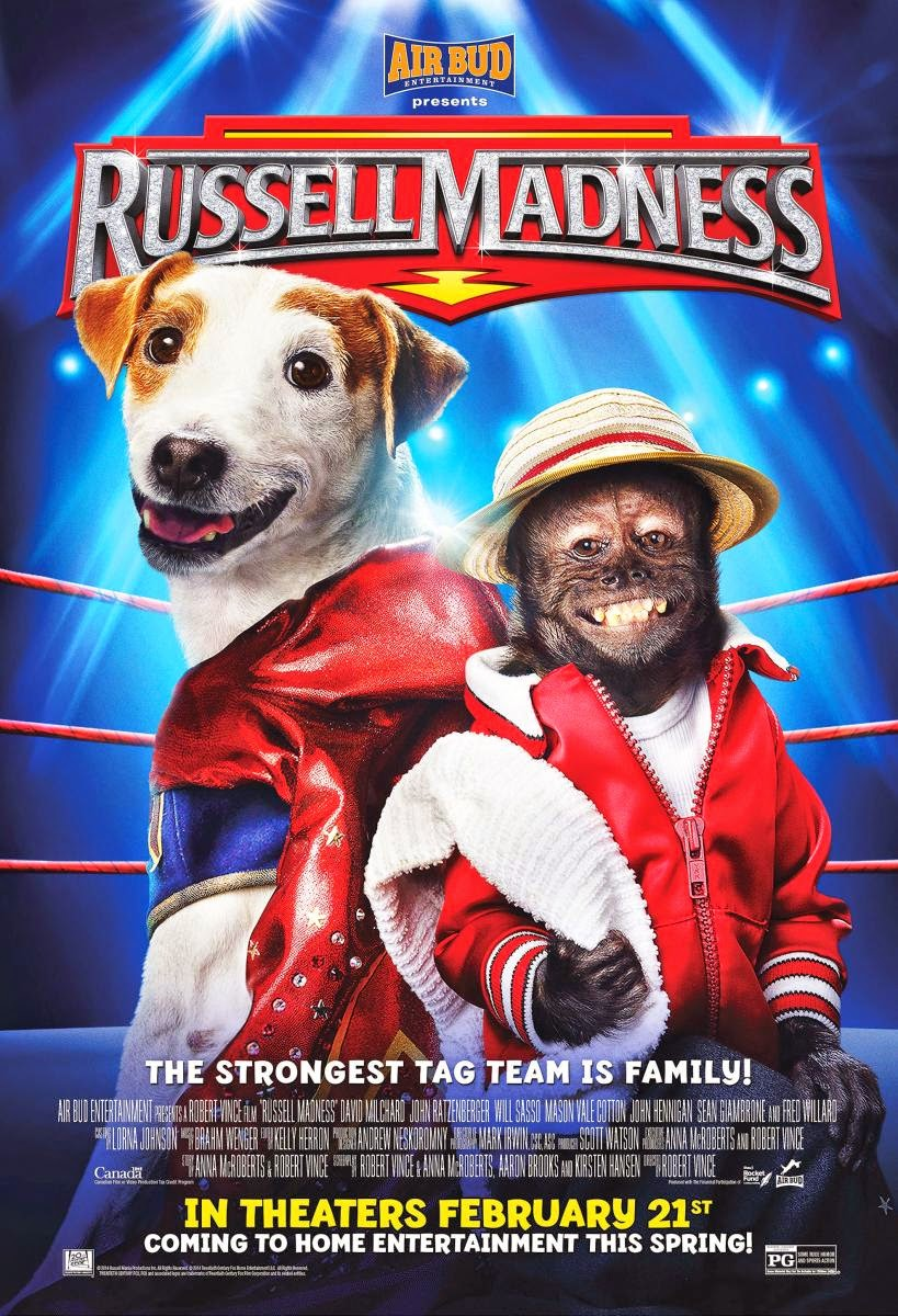 Russell Madness – DVDRIP LATINO
