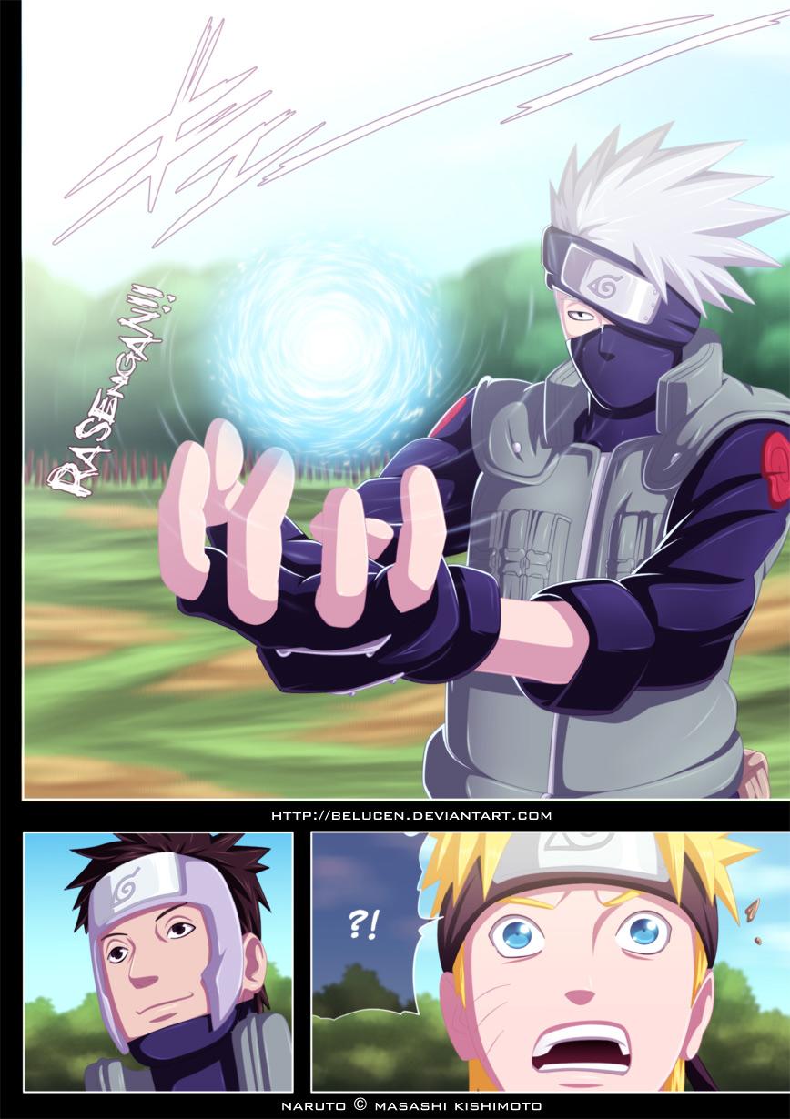 Naruto chap 637 Trang 18