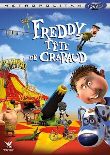 Freddy tête de crapaud