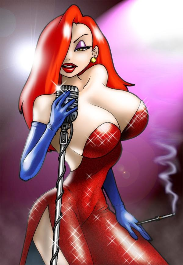 super sexy jessica rabbit