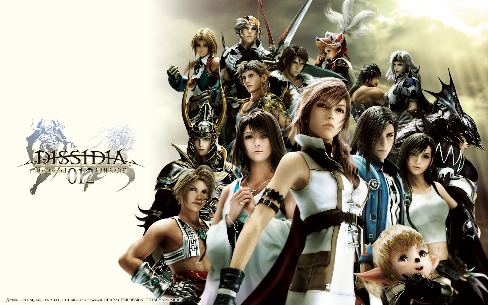 Final Fantasy Dissidia 012 Ff Wallpaper Background Square Enix Action Jrpg Japanese Role Playing Game Img Image Pic Picture