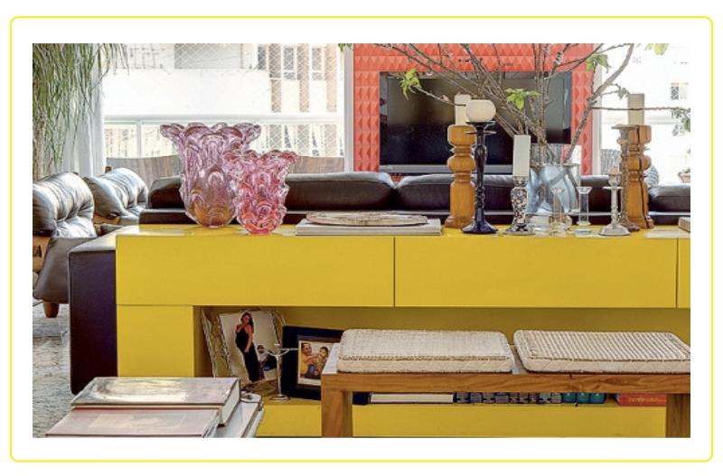 Adesivo De Parede Juvenil ~ Decoraç u00e3o de Interiores Aparador Amarelo Little Bird