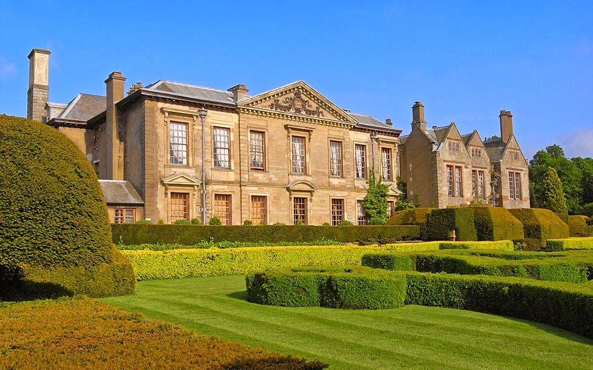 Hotel Coombe Abbey di Inggris