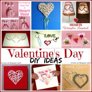 ValentinesDayIdeas wesens-art.blogspot.com