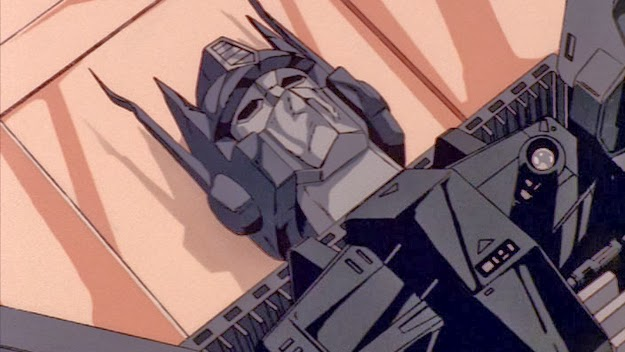 The emotional blow you felt when Optimus Prime died in The Transformers The Movie
