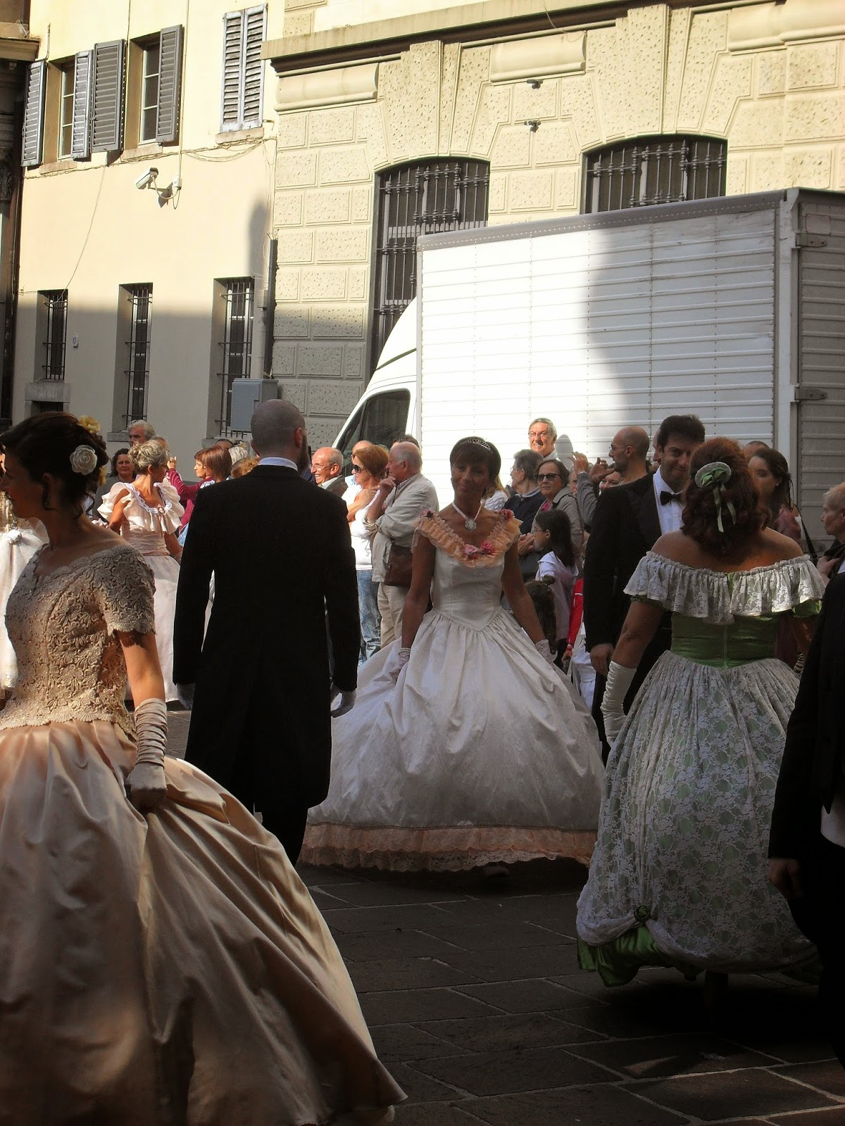 bailes Alta Aristocracia Austriaca
